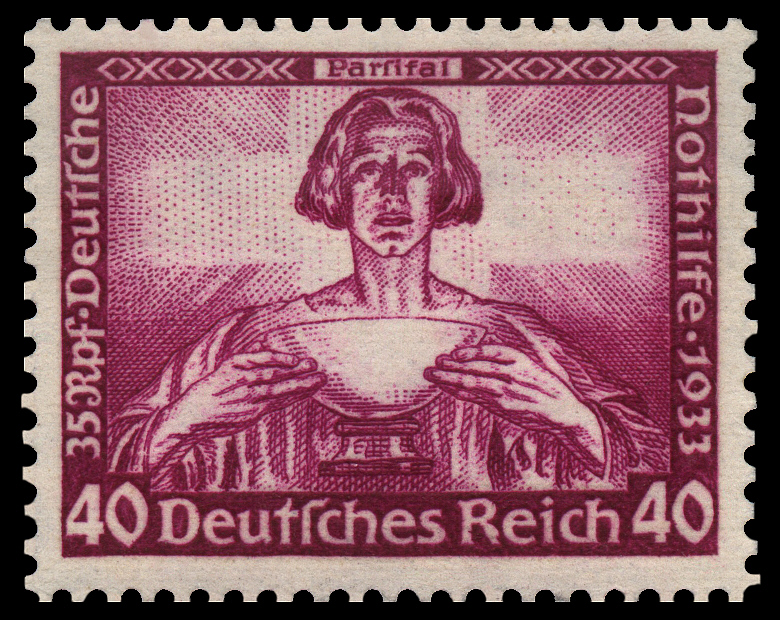 Postage stamp from 1933