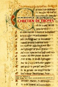 Book cover: The Manuscripts of Chrétien de Troyes