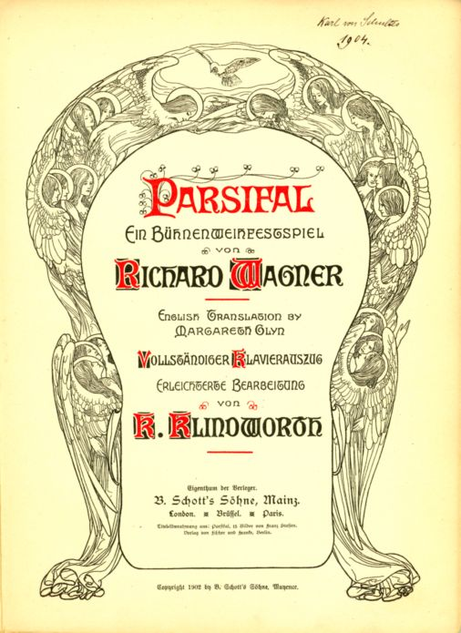 Introduction to Wagner's Parsifal
